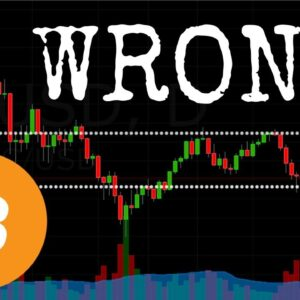Why Saying 'The Crypto Markets Are Crashing' Is WRONG
