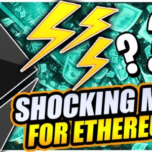ETHEREUM SUPPLY SHOCK CALLING FOR 3000% PUMP!! Price Prediction, Technical Analysis, News