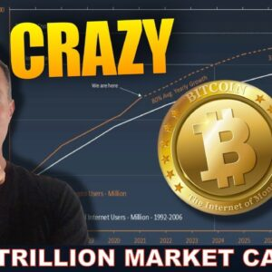 CRYPTO BEING ADOPTED FASTER THEN THE INTERNET + BTC TO 400K THIS CYCLE?