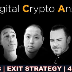 DCA LIVE: MORE BITCOIN ETF'S. 40K ETH & 400K BTC? CRYPTOS WE STILL DCA.