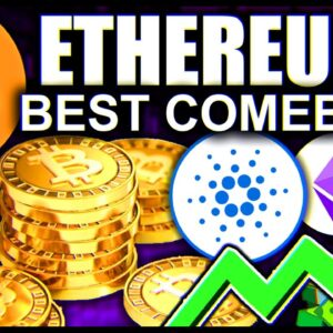 ETHEREUM RALLY WILL MELT FACES!!! $20,000 INCOMING!!! CAN BITCOIN KEEP UP!!!