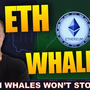 ETHEREUM WHALES ARE DOING THIS. PAY ATTENTION!