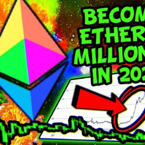ETHEREUM MILLIONAIRE IN 2021 STARTING NOW!!!! Trading Strategy, News, Price Prediction