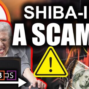 Is Shiba Inu A SCAM??!!! (Hottest Crypto Is On Fire)