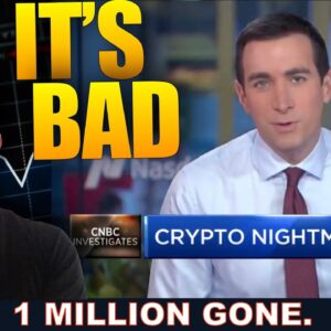 LOST 1 MILLION ON COINBASE. REASON FOR ALTCOIN LAG BEHIND BITCOIN