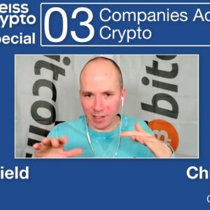 3 Types Of #Crypto Adoption For Companies - (Chris Coney & Alex Benfield) WCSS:003