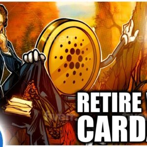 CARDANO WILL CREATE MILLIONAIRES!!!! Price Prediction, Technical Analysis, New