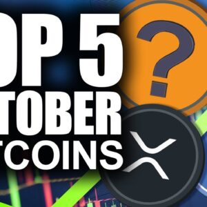 Top 5 Altcoins in October